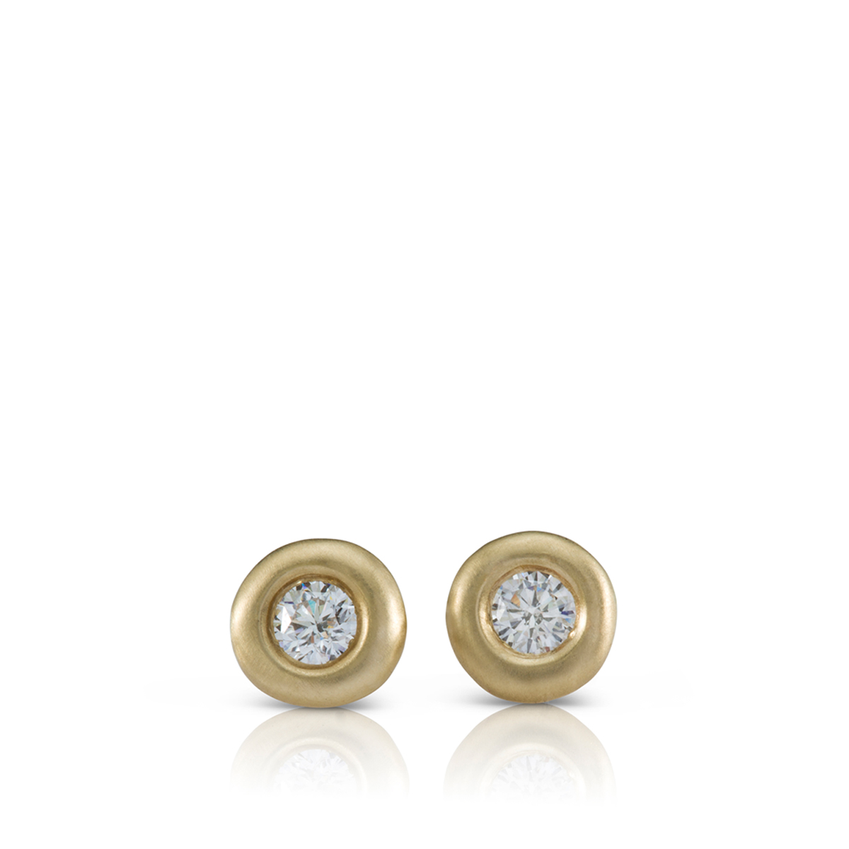 0.30ct diamond earrings