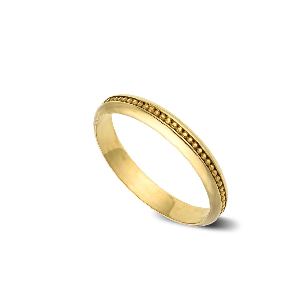 Unique Gold Ring