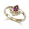 Colored Gemstones Rings