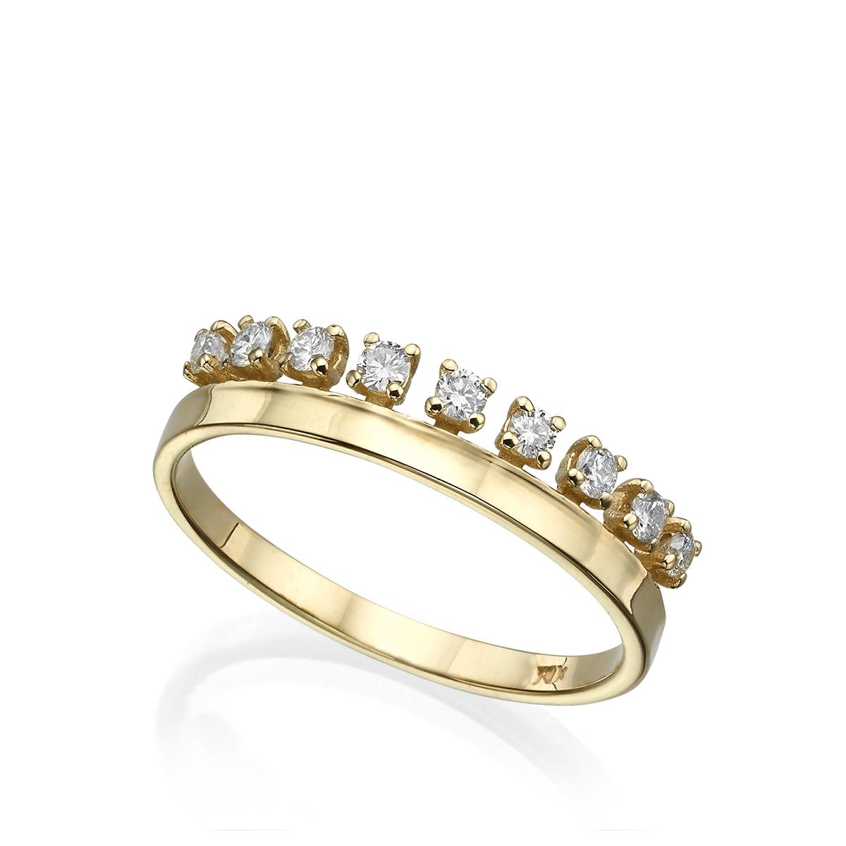 Unique diamonds band